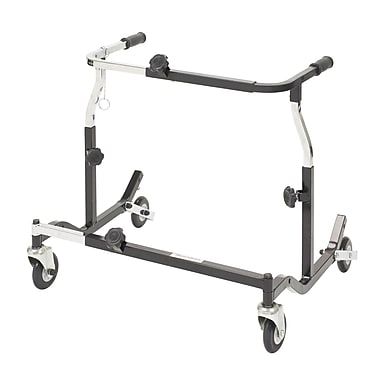 Wenzelite Anterior Safety Roller, Black, Width 21. 5