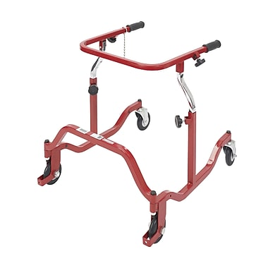 Wenzelite Posterior Safety Roller, Red, Pediatric