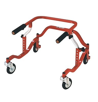 Wenzelite Posterior Safety Roller, Red, Tyke