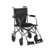Drive Medical Travelite Transport Wheelchair Chair in a Bag