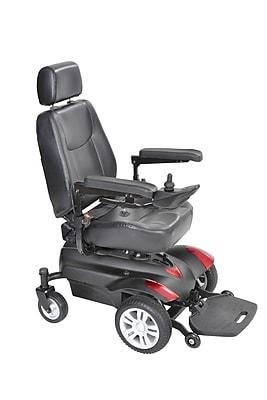 Drive Medical Titan Front Wheel Power Wheelchair, 18