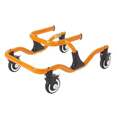 Wenzelite Trekker Gait Trainer, Orange, Tyke
