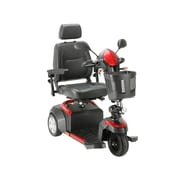 "Drive Medical Ventura 3 Wheel Scooter, 18"" Captains Seat"