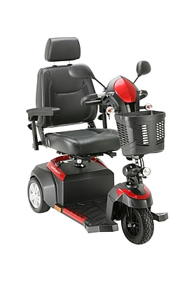 Drive Medical Ventura 3 Wheel Scooter, 18
