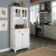 "Home Styles 72"" Hardwood Solids Cabinet"