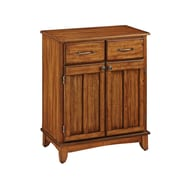 "Home Styles 36"" Solid Wood & Veneers Buffet"