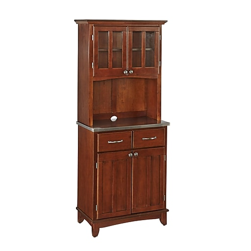 Solid Wood And Veneers Buffet Server Hutch Https Www Staples 3p S7 Is