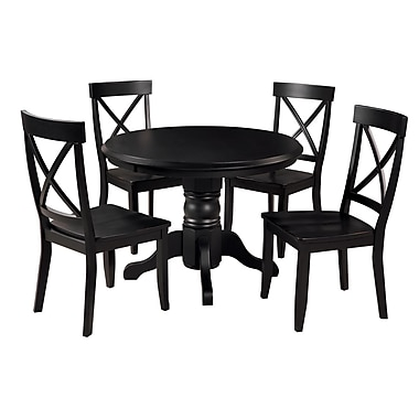 Home Styles Pedestal Dining Set