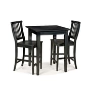 Home Styles Arts And Crafts Solid Hardwood Bistro Set