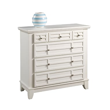Home Styles Arts And Crafts Hardwood Solids 4-Drawer Chest