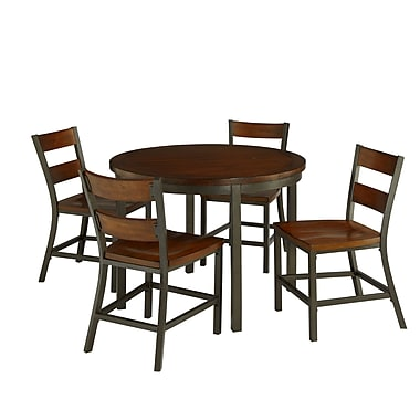 Home Styles Dining Set Cabin Creek 5 Piece