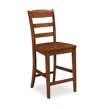Home Styles Counter Height Aspen Solid Hardwood Stool