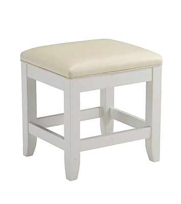 Home Styles Naples Vanity Wood Bench