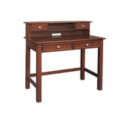 "Home Styles 38.75"" Wood student Desk and Hutch"
