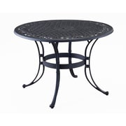"""Home Styles 48"""" Biscayne Round Outdoor Dining Table"""