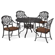 """Home Styles 29"""" Aluminum Dining Sets"""