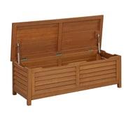 "Home Styles 17.8""  Shorea Wood Deck Box"