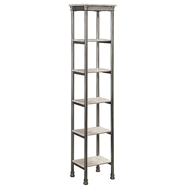 Home Styles The Orleans 6-Tier Steel Shelf