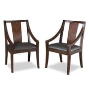 Home Styles Rio Vista Asian Hardwoods & Birch Veneers Game Chairs