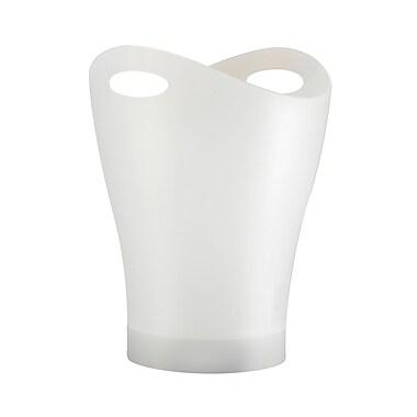 Umbra – Poubelle Garbino, blanc translucide, paquet de 6