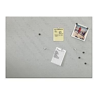 Umbra – Bulletboard, babillard métallique, 15 po x 21 po, nickelé