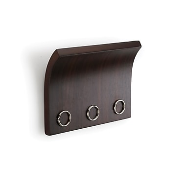 Umbra Magnetter Key and Letter Holder, Espresso