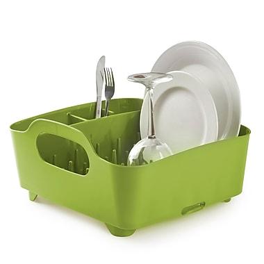 Umbra Tub Dish Rack, Avocado