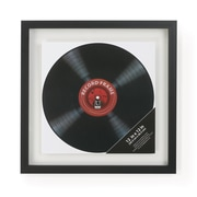 Umbra – Cadre Record, 12 x 12 po, noir