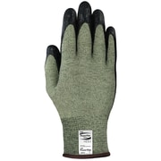 Ansell® PowerFlex® Gloves, Black, Size 10 (012-80-813-10)
