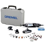 Dremel® 4000 Series 120 VAC 1.6 A Variable-Speed Rotary Tool Kit, 5000 - 35000 RPM