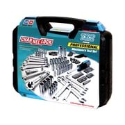 Channellock® Professional Mechanic's Tool Set, 132 Pieces