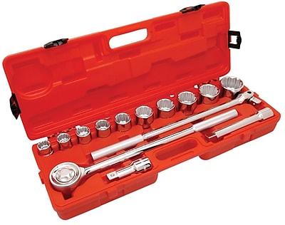 Cooper Hand Tools Crescent® Mechanic's Tool Set, 14 Pieces