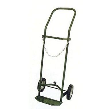 Saf-T-Cart™ Medical U-Handle Cart, Green