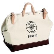 "Klein Tools® Canvas Tool Bag, 14"" x 6"" x 16"""