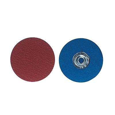 Nortan® SG R981 Quick Change Cloth Disc, Brown