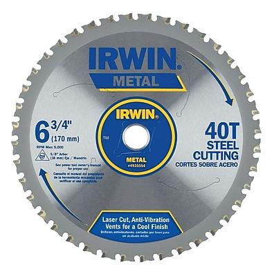 Irwin® 4935558 Metal Cutting Blade, 13.6