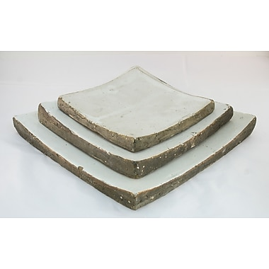 Zentique Square Plate; Small