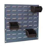 Quantum Conductive Flat Louvered Panels; 19'' x 18''