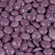 Wholesalers USA 5 lbs of  Glass Gems in Electric Lilac