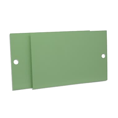 Housefish Key Modular Storage Door (Set of 2); Sage Green