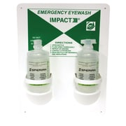Impact Products, LLC 16 Oz. Double Bottle Eye Wash Station