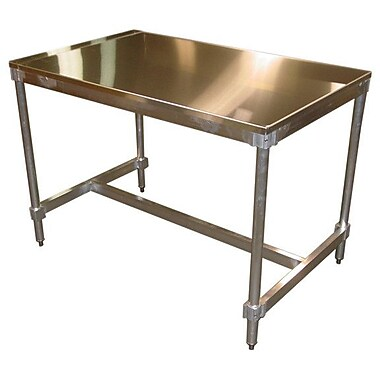 PVIFS Prep Table; 34'' H x 24'' W x 30'' D