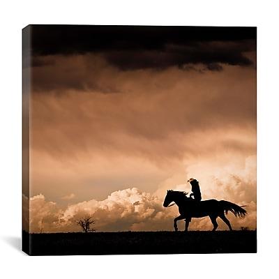 iCanvas ''Ride the Storm #2'' by Dan Ballard Photographic Print on Cavas; 37'' H x 37'' W x 1.5'' D