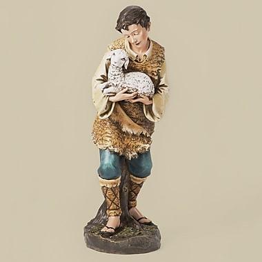 Joseph's Studio Painted Shepherd Nativity Figurine