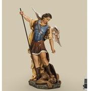 Joseph's Studio Saint Michael Scale Figurine