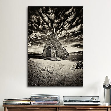 iCanvas 'Hell's Church' by Sebastien Lory Photographic Print on Canvas; 18'' H x 12'' W x 1.5'' D