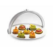 Tablecraft Dome Display Melamine Cake Stand by