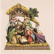 Joseph's Studio Nativity Wood Carve Look Figurine