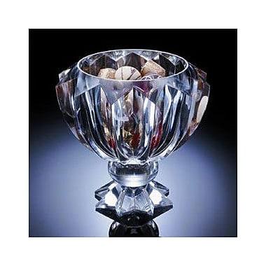 William Bounds Grainware Tiara Pedestal Decorative Bowl