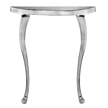 Modern Day Accents Wall Console Table